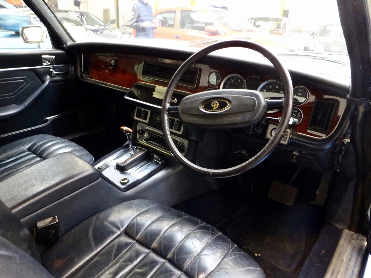 1976 Daimler Sovereign Coupe (4.2) For Sale (picture 3 of 4)