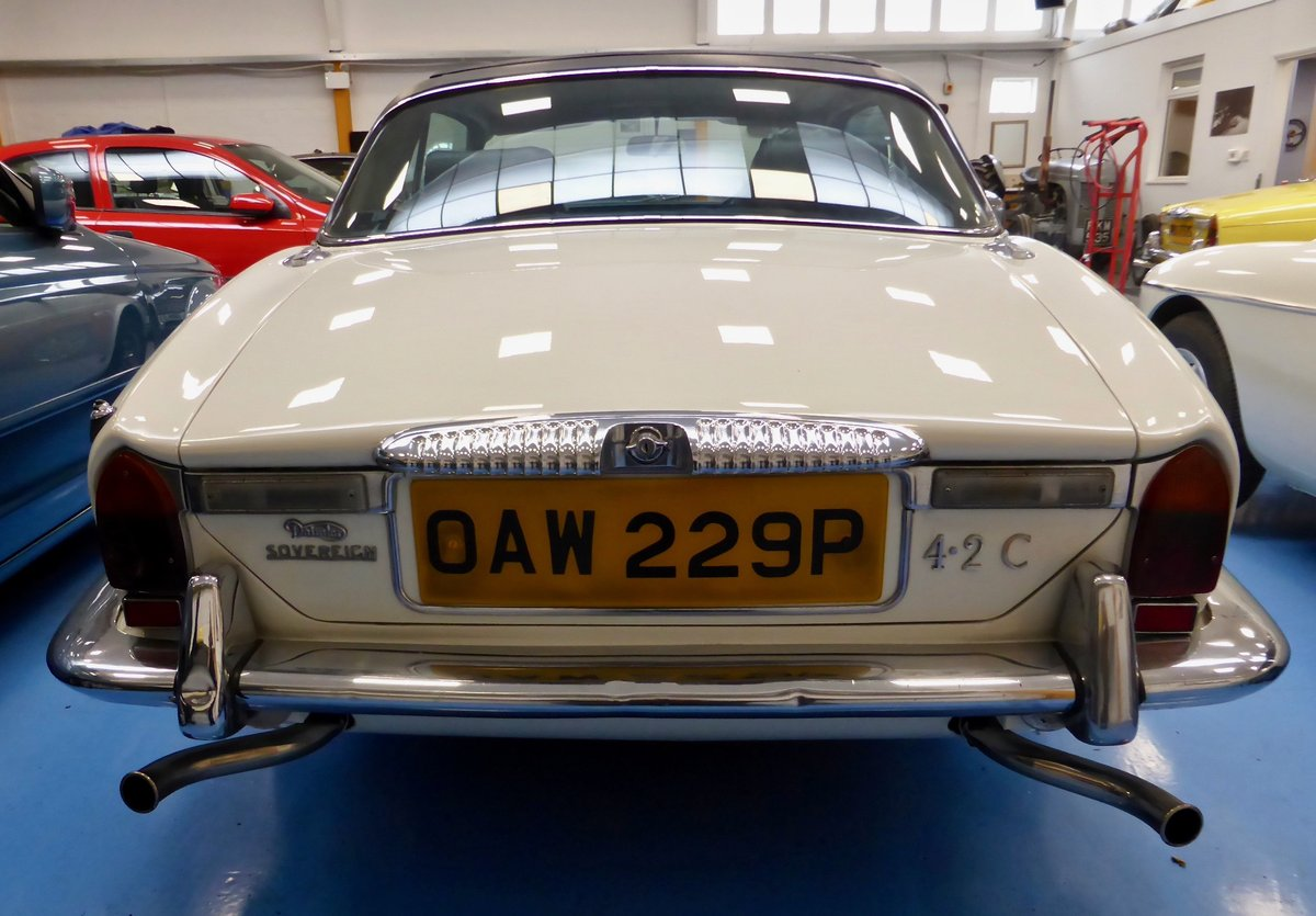 1976 Daimler Sovereign Coupe (4.2) For Sale (picture 4 of 4)