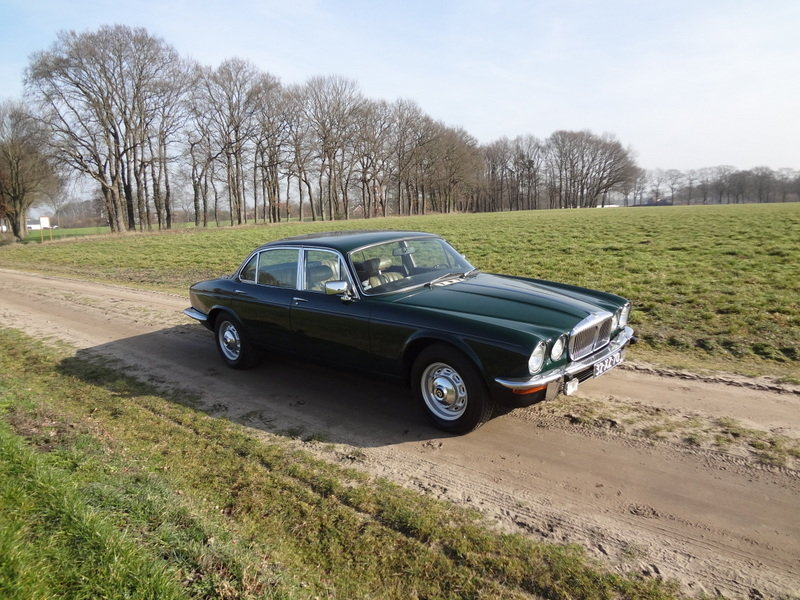 Daimler Sovereign LWB 1978 For Sale (picture 1 of 6)