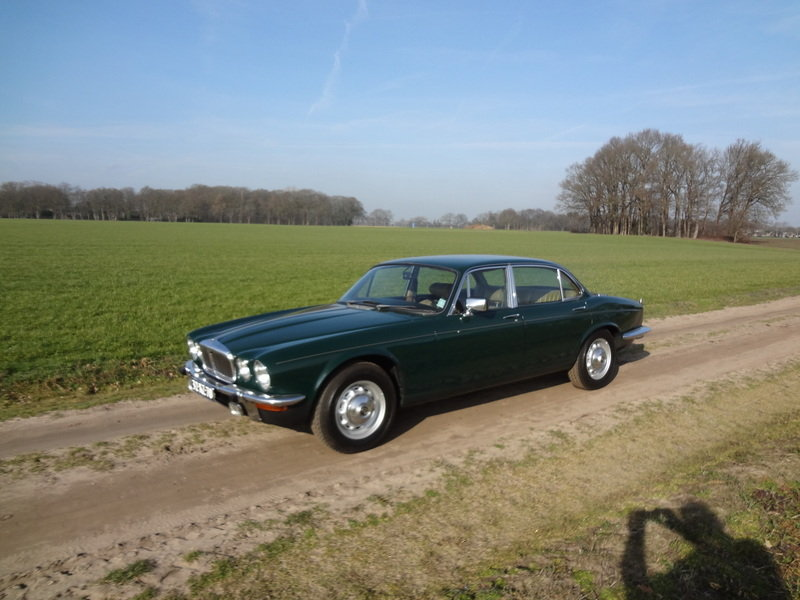 Daimler Sovereign LWB 1978 For Sale (picture 2 of 6)