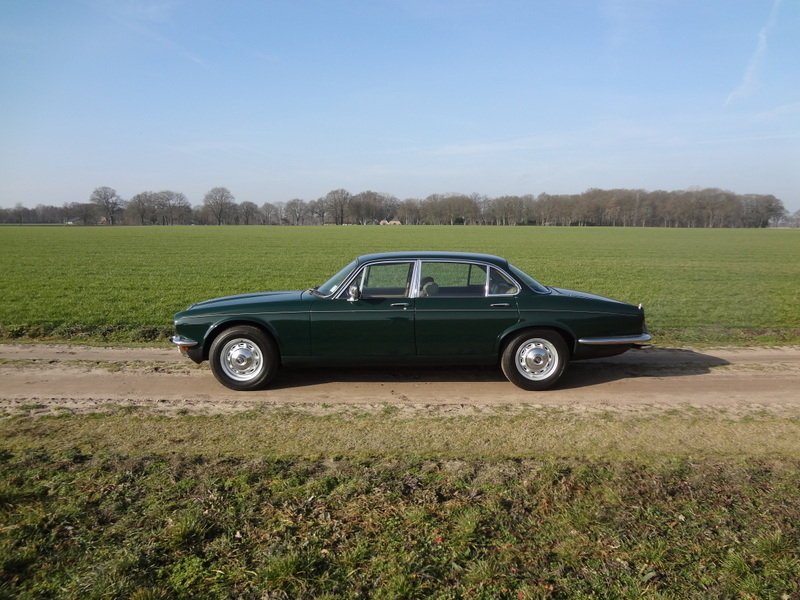 Daimler Sovereign LWB 1978 For Sale (picture 3 of 6)