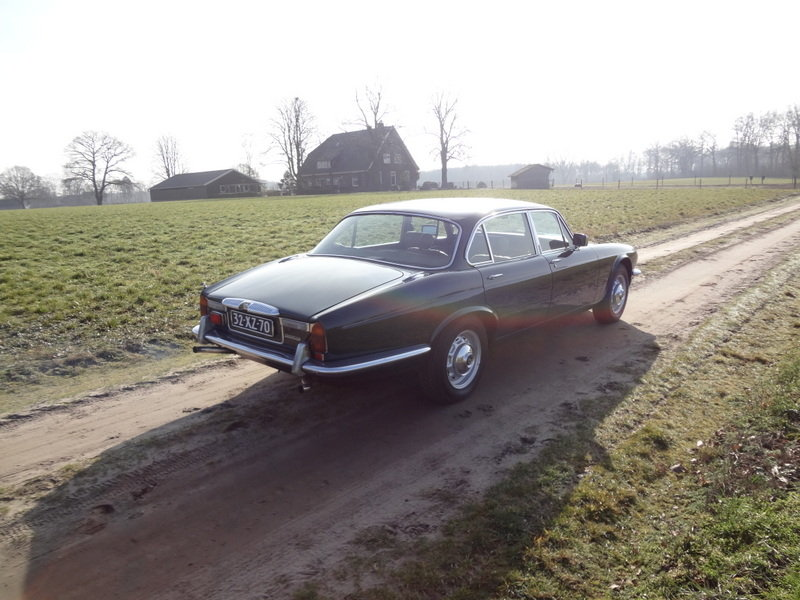 Daimler Sovereign LWB 1978 For Sale (picture 4 of 6)