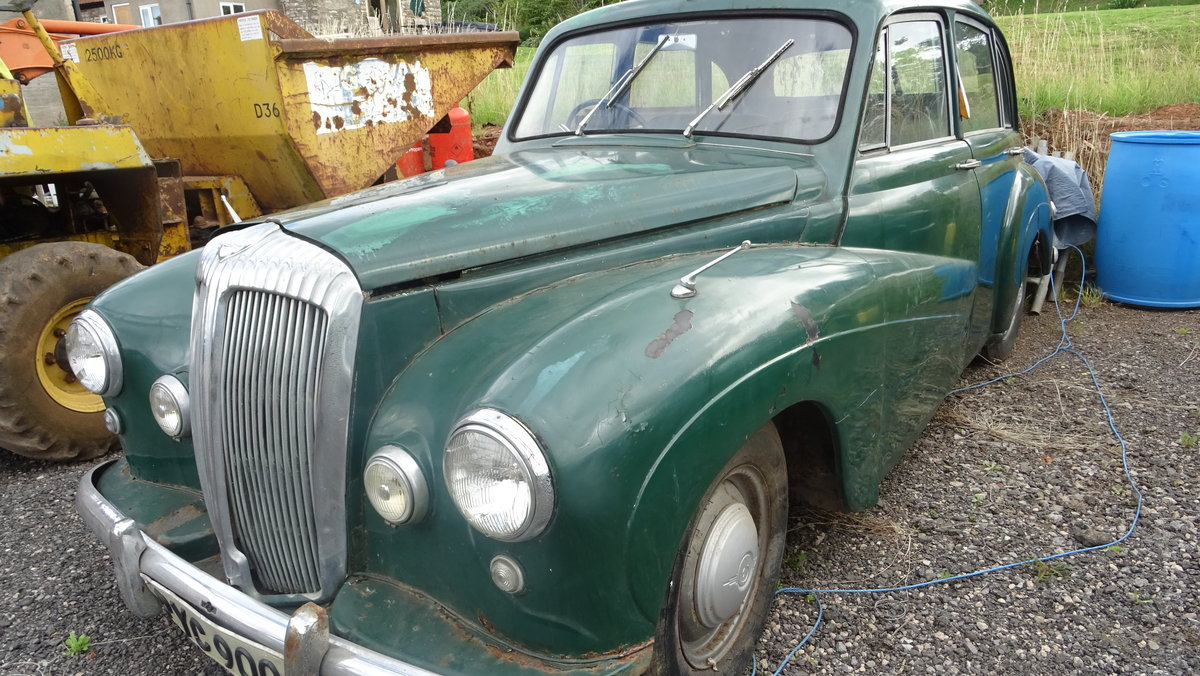 1954 Barn Find Conquest - with some early history For Sale (picture 1 of 6)