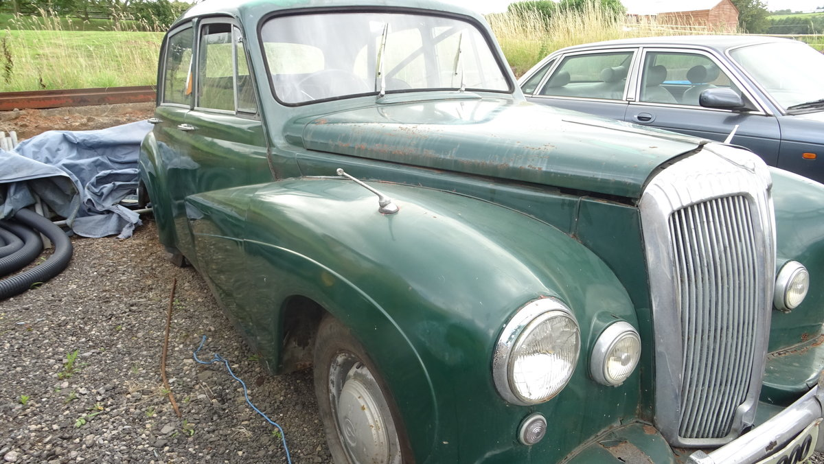 1954 Barn Find Conquest - with some early history For Sale (picture 3 of 6)