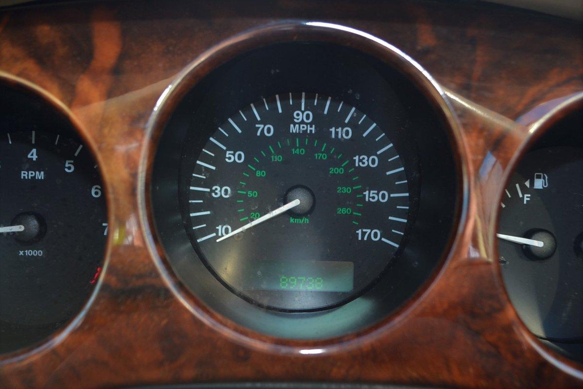 1998 Daimler V8 LWB - superb + superb history For Sale (picture 10 of 12)