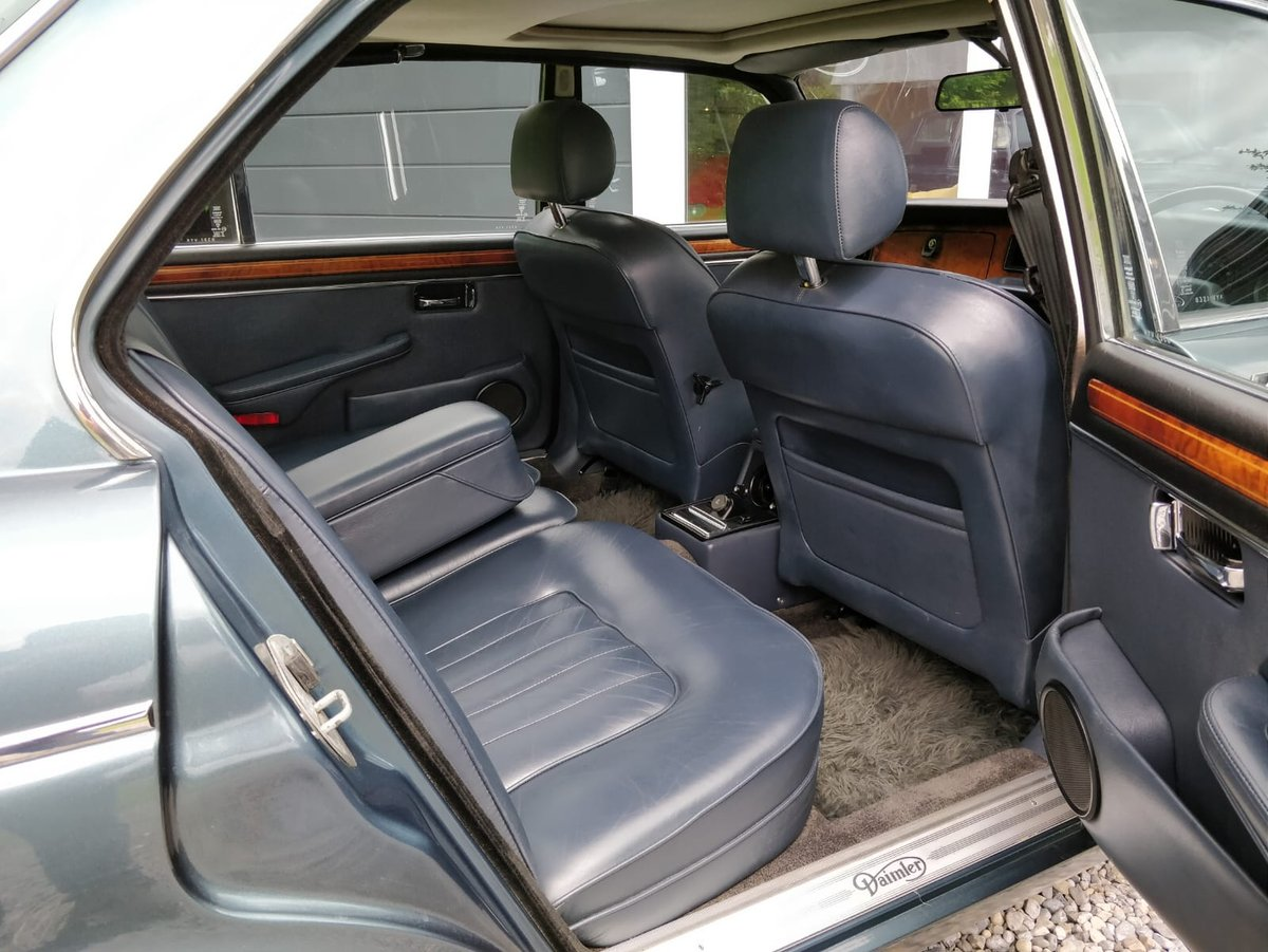 1985 Daimler Double Six, 2 owners, low mileage SOLD (picture 4 of 6)