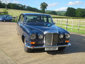 1986 Daimler DS 420 Limousine For Sale