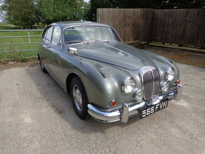 1964 A 2 OWNER DAIMLER V8- ORIGINAL CONDITION AND ONLY 70000 MLS For Sale