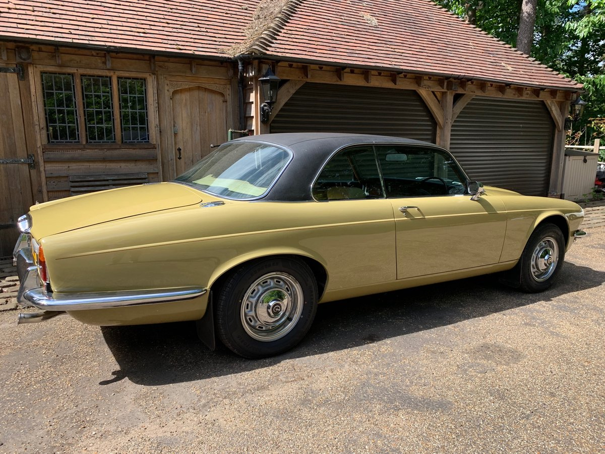 1976 Daimler Coupe 1 owner SOLD classic Jags/Daimlers wanted For Sale (picture 5 of 6)