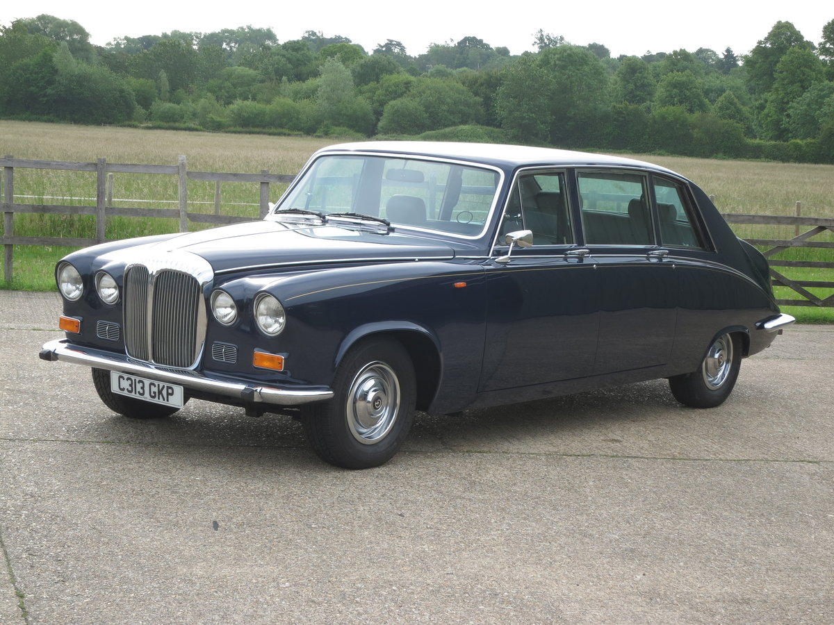 1986 Daimler DS 420 Limousine For Sale (picture 4 of 6)