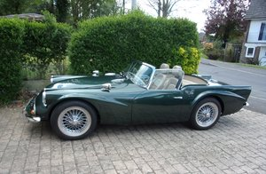 1961 Daimler SP250 ( B-Spec ) 'Dart' Just £24,000 - £28,000 For Sale by Auction