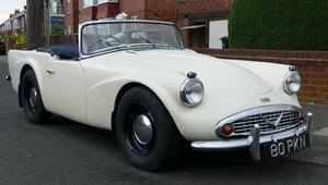 1961 Daimler SP250 (Dart), 2,500 cc. For Sale by Auction