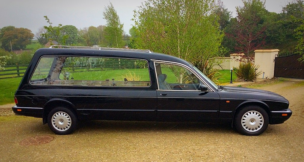 1997 DAIMLER HEARSE EAGLE WILCOX JUST 43,000 MILES SUPERB - PX ? For Sale (picture 2 of 6)