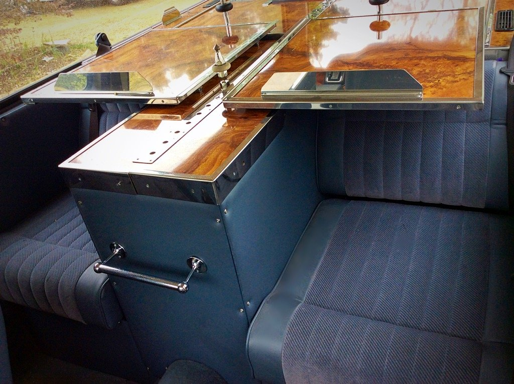 1997 DAIMLER HEARSE EAGLE WILCOX JUST 43,000 MILES SUPERB - PX ? For Sale (picture 5 of 6)