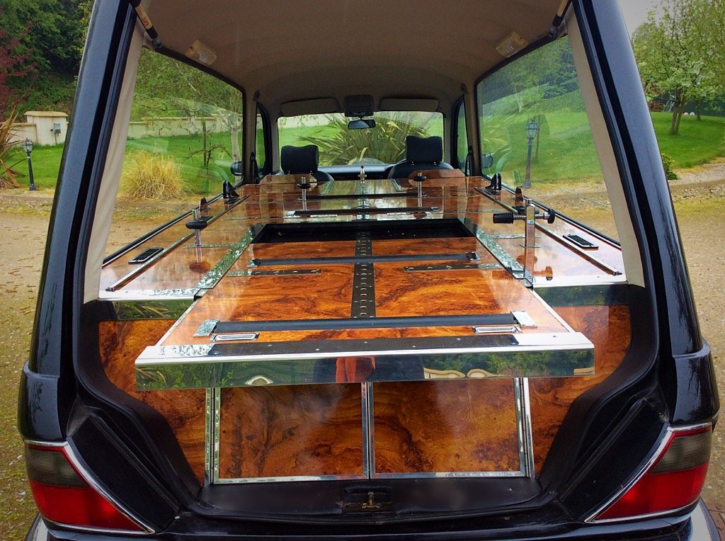 1997 DAIMLER HEARSE EAGLE WILCOX JUST 43,000 MILES SUPERB - PX ? For Sale (picture 6 of 6)