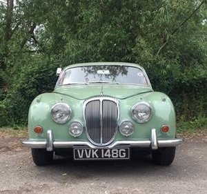 1968 ***Daimler V8 250 Saloon - 2548cc - 20th July*** For Sale by Auction