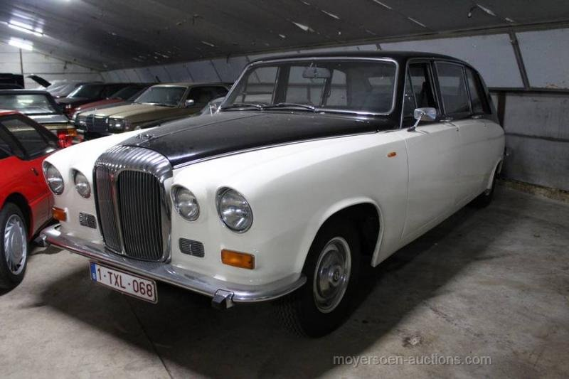1981 DAIMLER 420DS Limo  For Sale by Auction (picture 1 of 6)