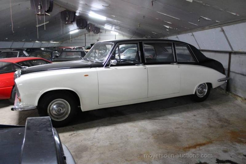 1981 DAIMLER 420DS Limo  For Sale by Auction (picture 2 of 6)