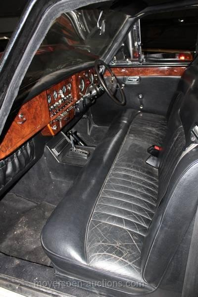 1981 DAIMLER 420DS Limo  For Sale by Auction (picture 4 of 6)