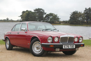 1988 Daimler Double Six For Sale by Auction