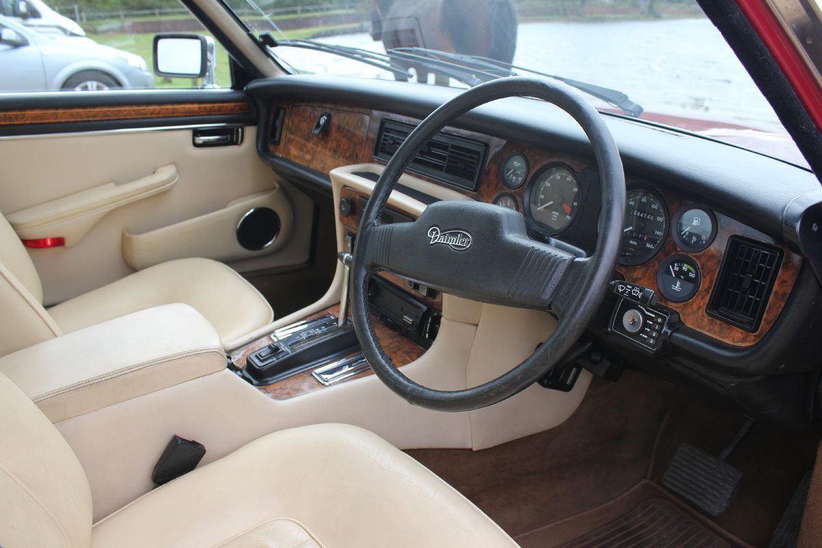 1988 Daimler Double Six For Sale by Auction (picture 2 of 2)