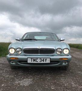1999 LWB 4.0 Litre Daimler