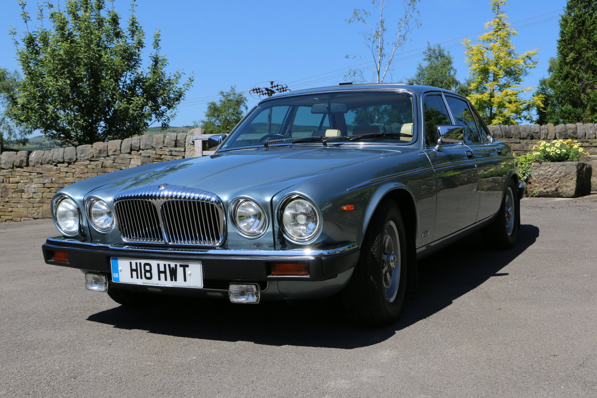 Daimler Double Six 1991, Immaculate UK Car For Sale (picture 1 of 6)
