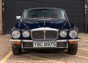 1978 Daimler Double-Six (5.3 litre) SOLD by Auction