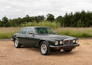 1991  Daimler Double-Six SOLD by Auction