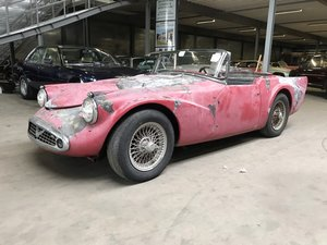 1963 Daimler Dart for restoration For Sale