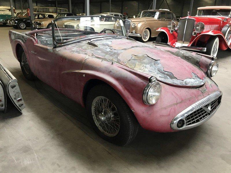 1963 Daimler Dart for restoration For Sale (picture 5 of 6)