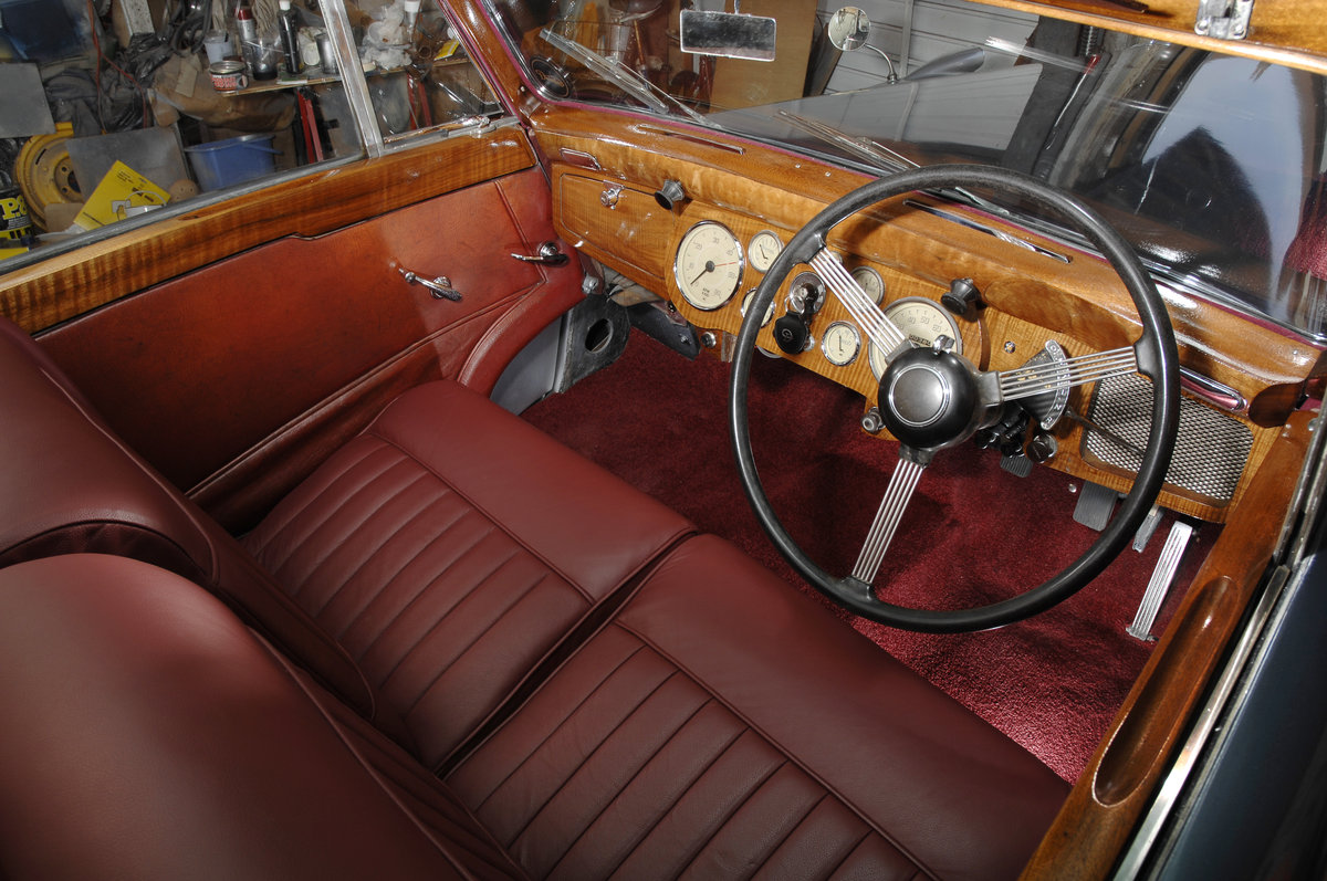 1952 Daimler Barker Special Sport For Sale (picture 5 of 6)