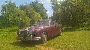 1966 Daimler V8 saloon