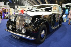 Daimler de27 1946 For Sale