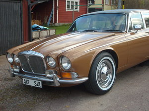 1973 Daimler Double Six Vanden Plas Series 1 For Sale