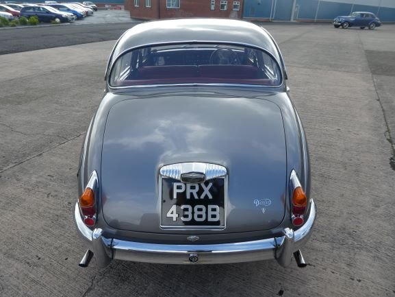 1964 Daimler V8 250. Probably the best in the world! For Sale (picture 5 of 6)