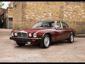 1990 Daimler Double Six V12 5.3 25000 Miles Only For Sale