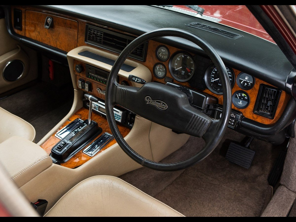 1990 Daimler Double Six V12 5.3 25000 Miles Only For Sale (picture 4 of 6)