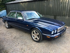 Daimler Super V8 2002 last year of build 48k miles perfect