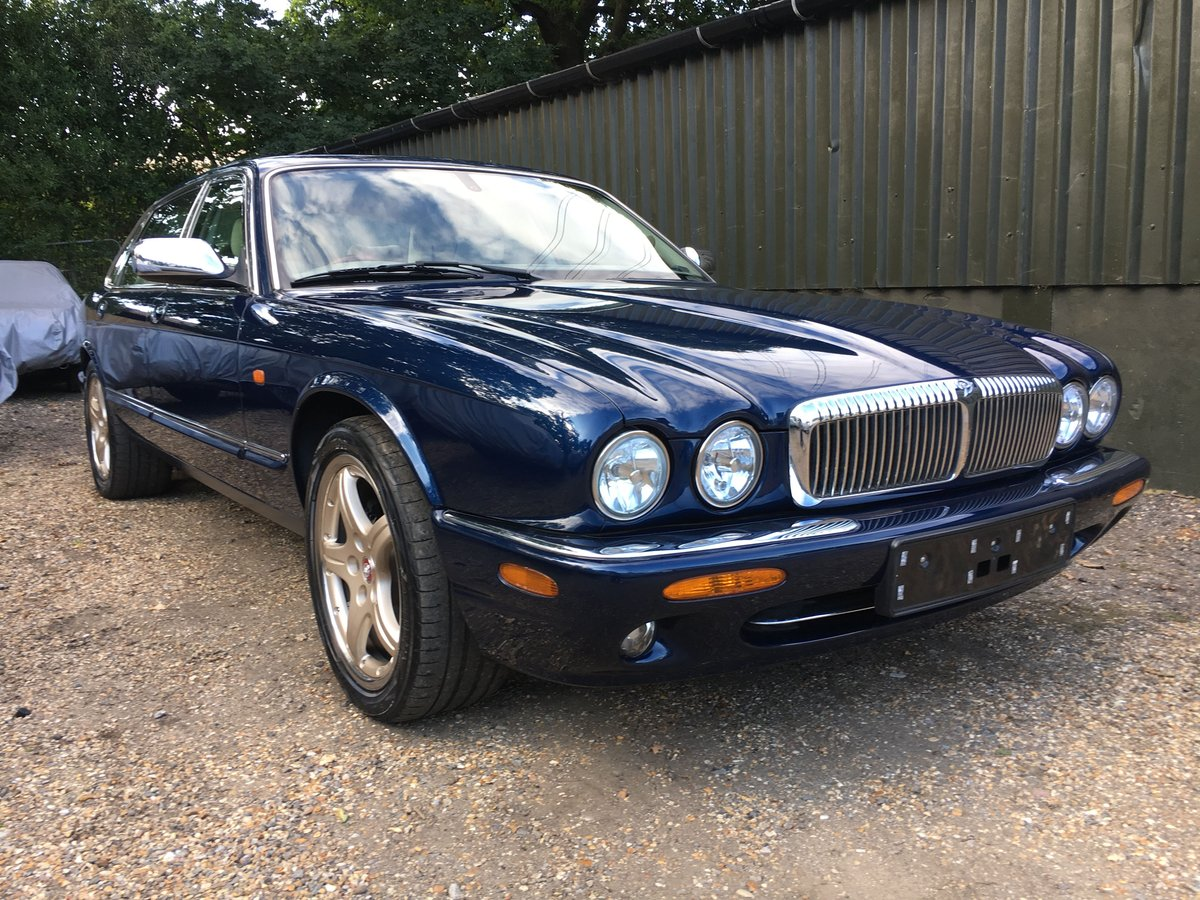 Daimler Super V8 2002 last year of build 48k miles perfect For Sale (picture 3 of 6)