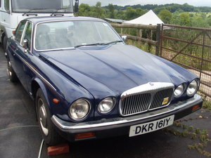 1982 Daimler Sovereign 4.2 Auto For Sale