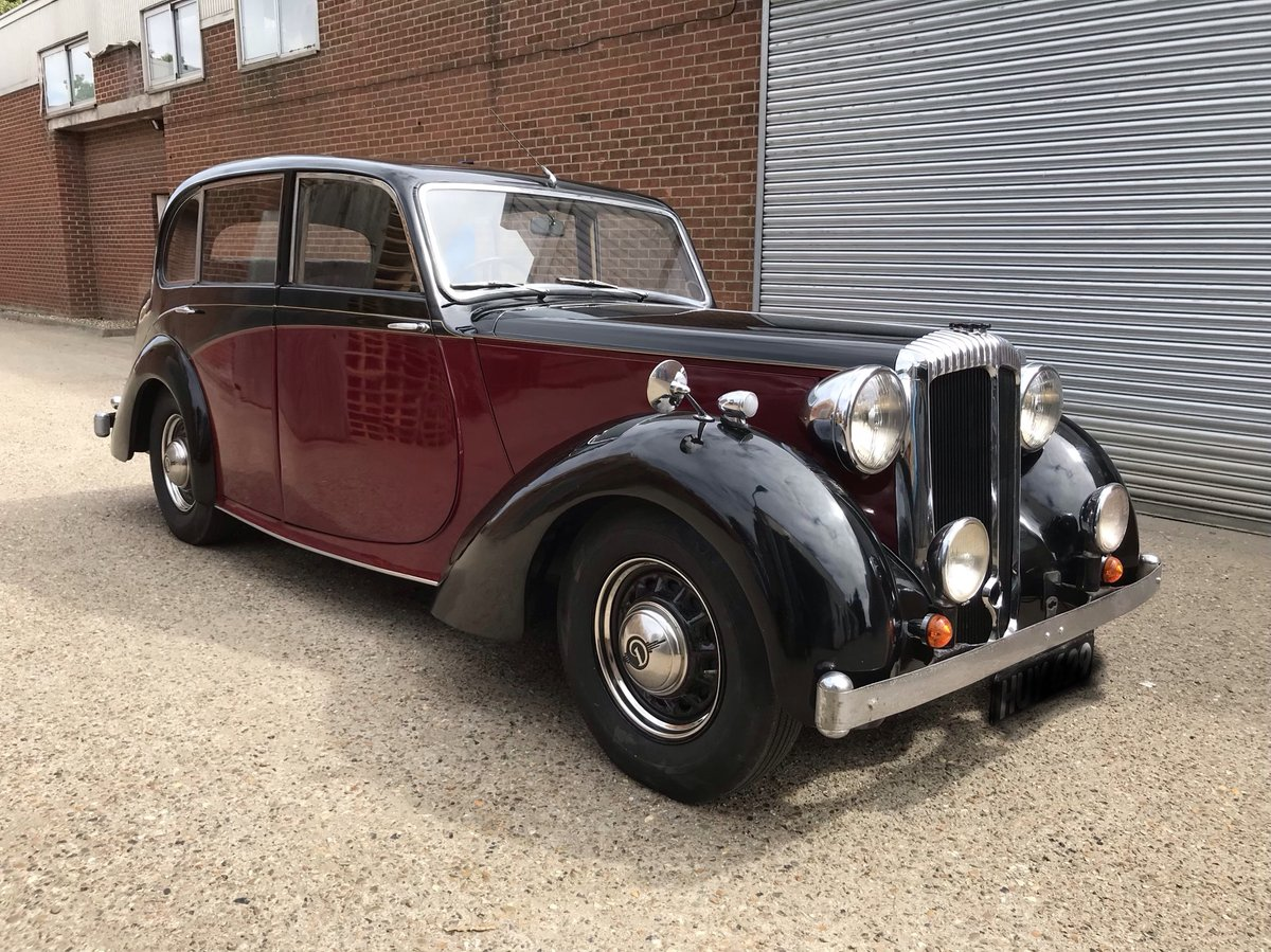 1949 Daimler DB18 For Sale (picture 1 of 6)