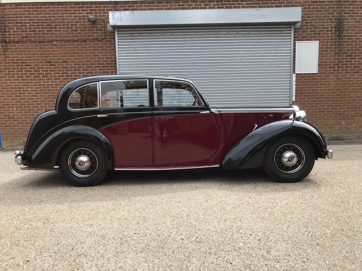 1949 Daimler DB18 For Sale (picture 2 of 6)