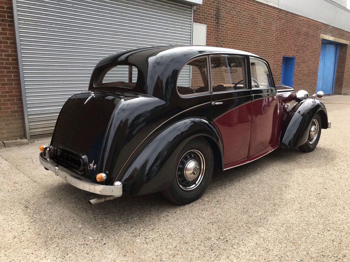 1949 Daimler DB18 For Sale (picture 3 of 6)