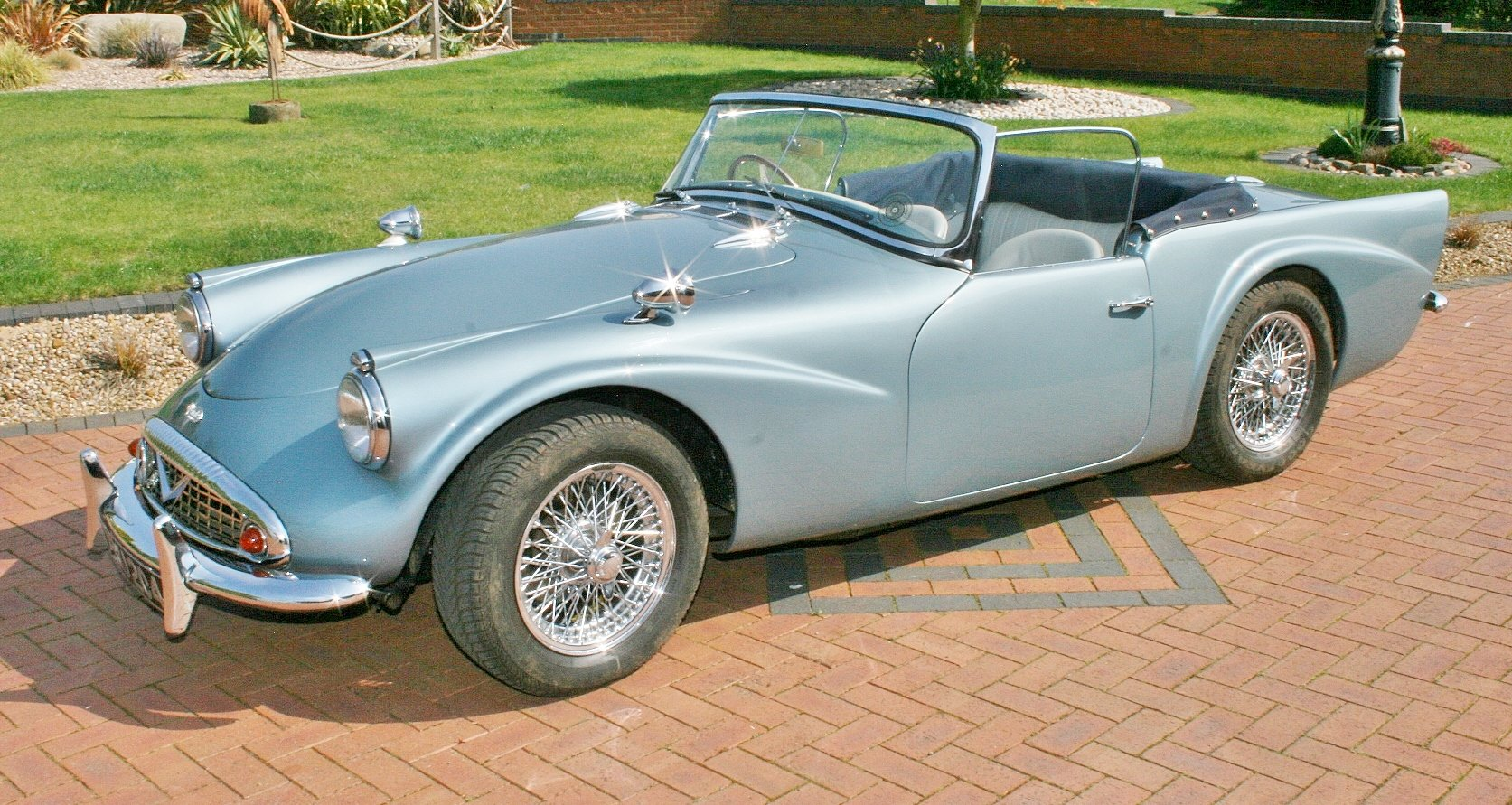 "1962 DAIMLER DART SP250 ""B"" Spec For Sale (picture 1 of 6)"