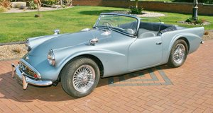 "1962 DAIMLER DART SP250 ""B"" Spec For Sale"
