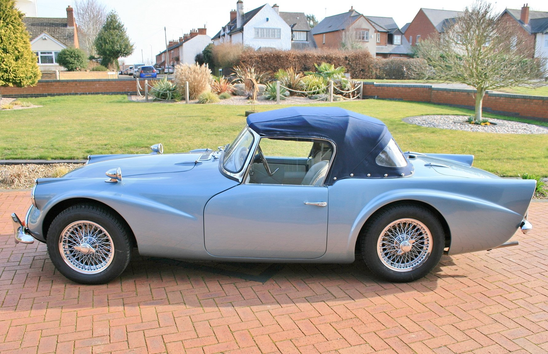 "1962 DAIMLER DART SP250 ""B"" Spec For Sale (picture 2 of 6)"