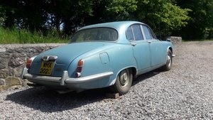 Stored 30yrs Barn Find DAIMLER 420 SOVEREIGN 1968 For Sale