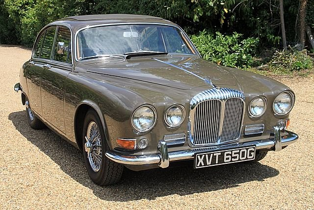 1968 Daimler Sovereign (Only 63,000 Miles) For Sale (picture 1 of 6)
