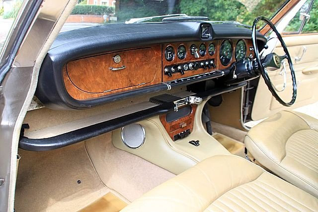 1968 Daimler Sovereign (Only 63,000 Miles) For Sale (picture 3 of 6)